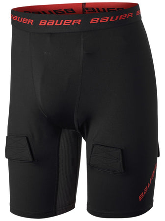 Essential Compression Jock Shorts