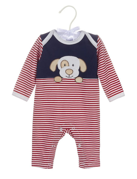 Max the Puppy Playsuit