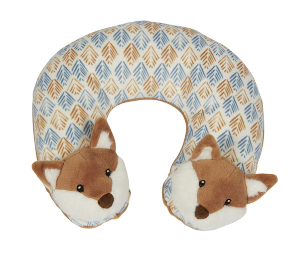 Phil the Fox Travel Pillow