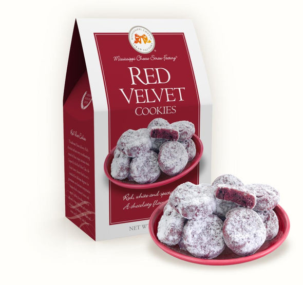 Red Velvet Cookies 5.5 oz