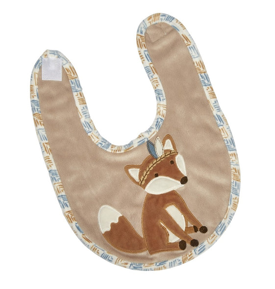 Phil the Fox Bib