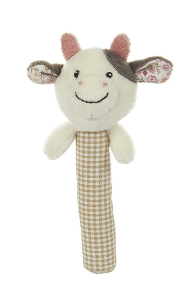 Cassie the Cow Stick Rattle