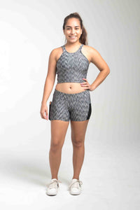 Athletic Cropped Tank