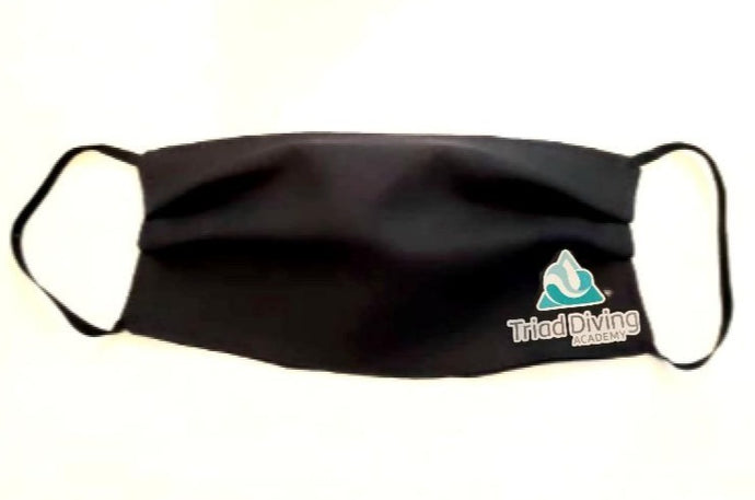 Triad Diving Academy Face Mask