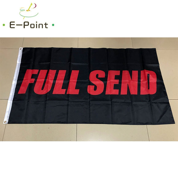 Nelk Full Send Flag