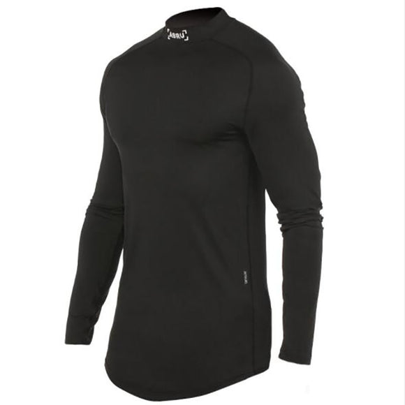 Asrv Mock Neck Long Sleeve