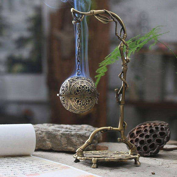 Chinese Hanging Backflow Incense Burner