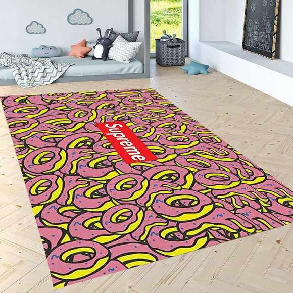 Supreme X Odd Future Non Slip Carpet