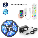 Bluetooth Controlled LED Lights