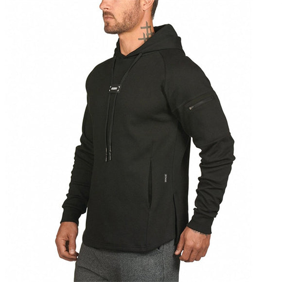 Asrv Arm Pocket Drawstring Hoodie