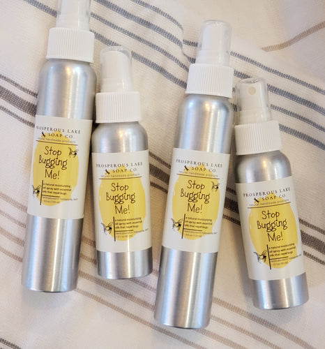 Stop Bugging Me! Essential Oil Mist
