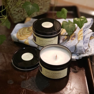 Nag Champa - Coconut/Soy Candles