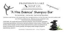 "Load image into Gallery viewer, ""A Fine Balance"" Shampoo Bar"