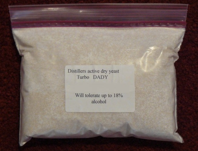 Distillers Active Dry Yeast - 1 Pound