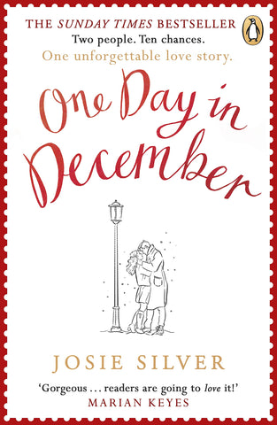 One Day in December: By Josie Silver (Paper Back)-Ligar Seduction