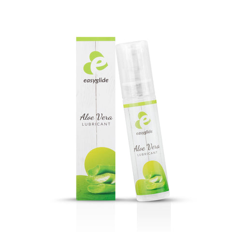 EasyGlide Aloe Vera Waterbased Lubricant - 30ml-Ligar Seduction