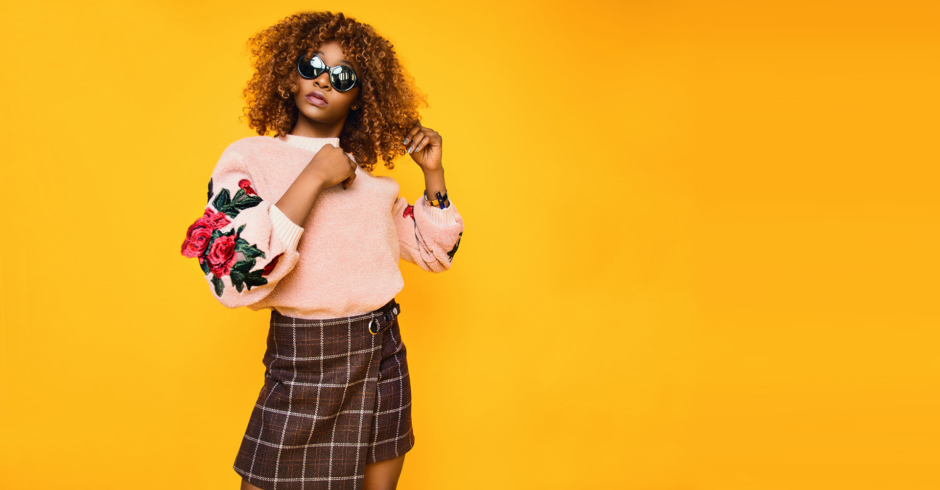 Cute Outfit on African American| Port Loko Fashion Store