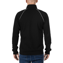 Load image into Gallery viewer, H By T unisex Piped Fleece Jacket