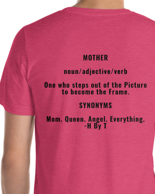 Mother Definition Unisex T-Shirt