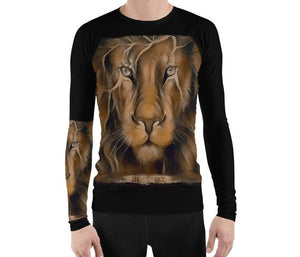 King Lion Men's Rash Guard