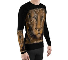 Load image into Gallery viewer, King Lion Men's Rash Guard