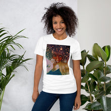 Load image into Gallery viewer, Cosmic Crown Unisex T-Shirt
