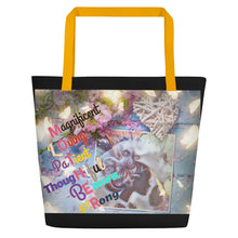 Load image into Gallery viewer, Mother Anagram Beach Bag