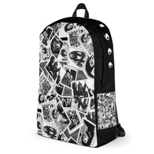 Load image into Gallery viewer, Power To The People Backpack (Black)
