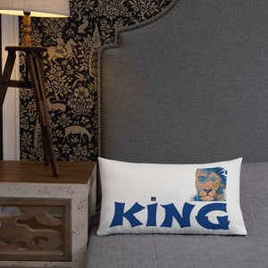 Melanin King Premium Pillow