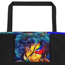 Load image into Gallery viewer, Hellwig Signature Beach Bag