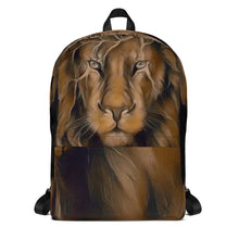 Load image into Gallery viewer, King Lion Backpack