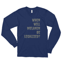 Load image into Gallery viewer, Legalize Melanin Unisex t-shirt