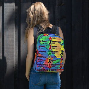 Cancer Ribbons Backpack