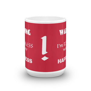 Ruthless Happiness Mug