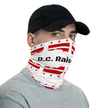 Load image into Gallery viewer, DC Raised Me Neck Gaiter ( face mask )