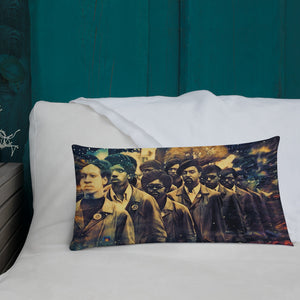All Power to the People Premium Pillow