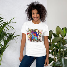 Load image into Gallery viewer, Beautiful Flower Unisex T-Shirt
