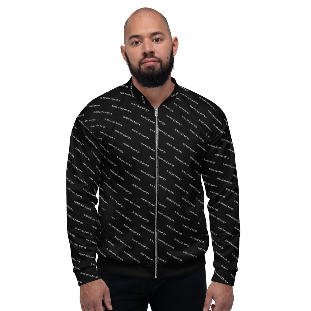 Black Lives Matter Unisex Bomber Jacket