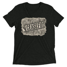 Load image into Gallery viewer, Ceasefire unisex Short sleeve unisex t-shirt