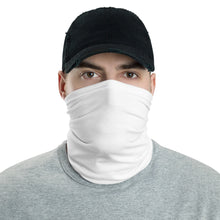 Load image into Gallery viewer, H By T white  neck gaiter ( face mask )