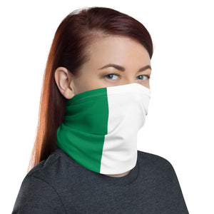 Nigerian flag neck gaiter ( face mask )
