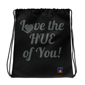 Love Hue Drawstring bag