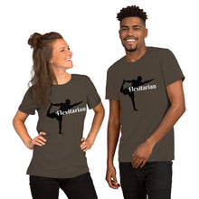 Load image into Gallery viewer, Flexitarian Unisex T-Shirt (no taglines)