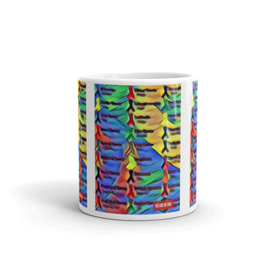 Cancer Ribbons Mug