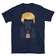 Load image into Gallery viewer, Trump Government Shutdown Unisex T-Shirt