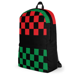 Checkered Past Backpack