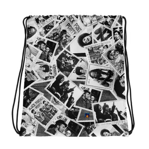 Power to the People Drawstring bag