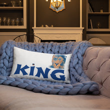 Load image into Gallery viewer, Melanin King Premium Pillow