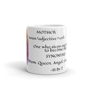 Mother Definition Mug