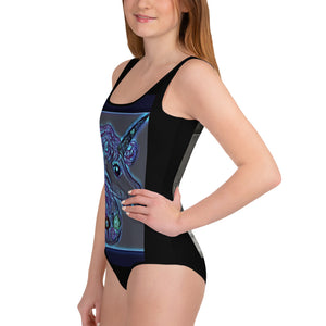 Jade Unicorn Magic Youth Swimsuit